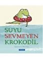 Panel Kırtasiye Suyu Sevmeyen Krokodil Renkli